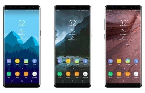 Merakla Beklenen Telefon: Samsung Note 8 Yayınlandı