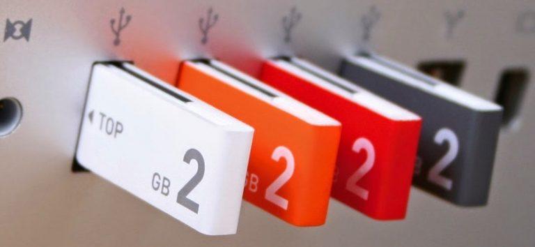 Şifre Korumalı USB Bellekler Geliyor