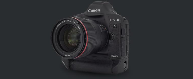 Fotoğrafçılıkta Bir Usta: Canon EOS-1D X Mark II