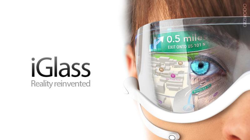 Apple, Google Glass'a Rakip Olacak Teknolojide Çalışıyor