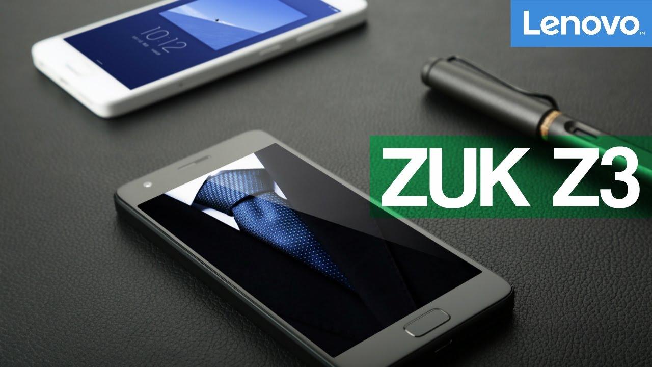 Lenovo Zuk Z3 Max Bomba Gibi Özelliklerle Geliyor