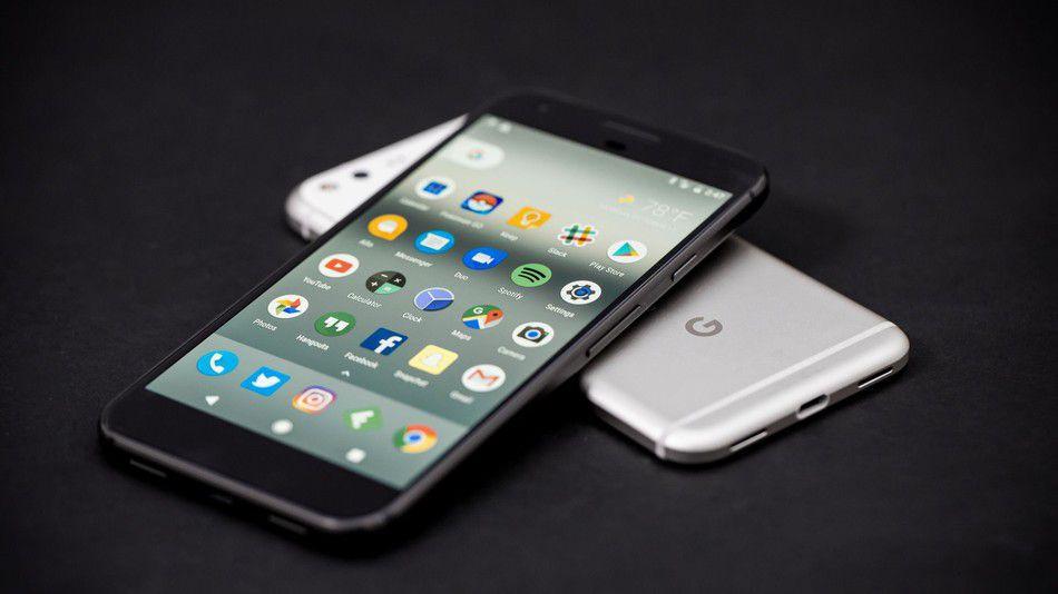 Google Pixel 2'nin Görüntüsü Sızdırıldı