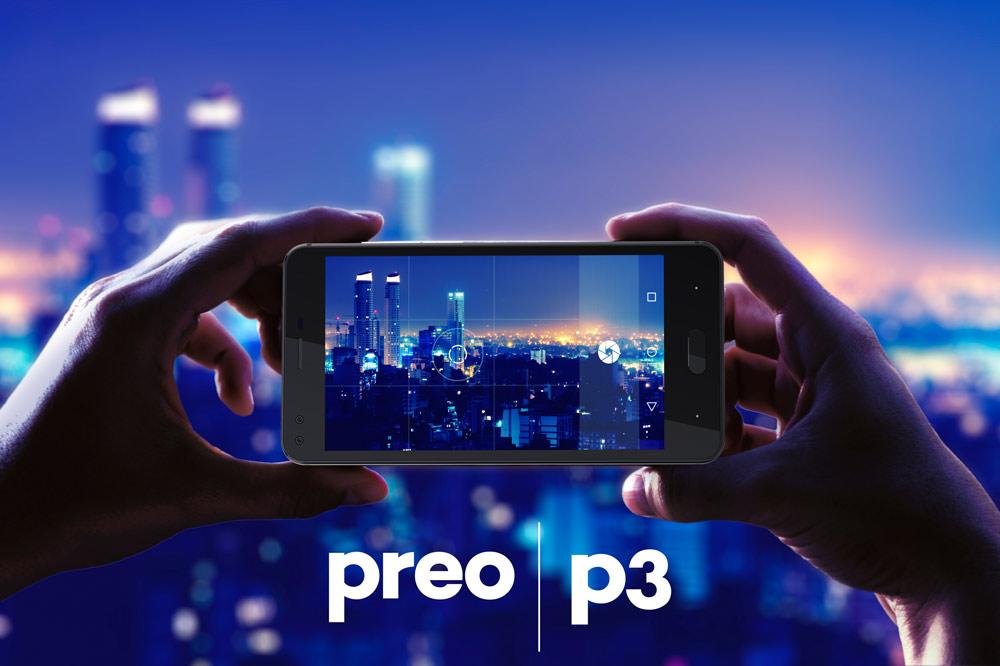 Preo P3 Detaylı İnceleme ve Özellikleri