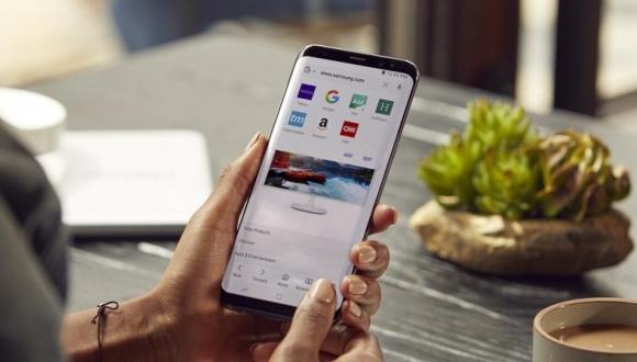 Android Cihazlarda Yeni Dönem: Samsung Tarayıcı