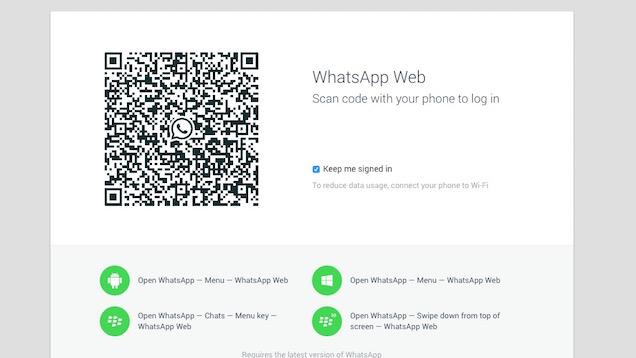 WhatsApp Web Sürümü İçin O Özelliği Aktif Etti