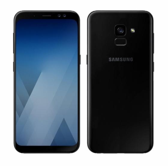 Yeni ekranlı Galaxy A (2018) görüntülendi