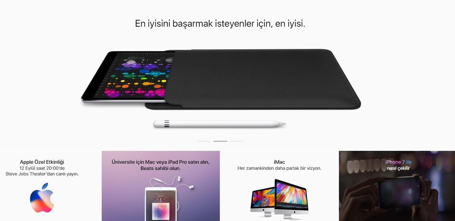 Apple iletişim müşteri hizmetleri numarası