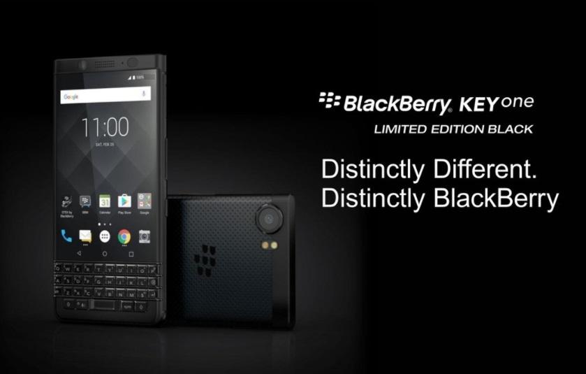 Şıklığı ve kalitesiyle BlackBerry KEYone!
