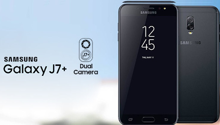 Galaxy J7+ çift kameralı telefon tanıtıldı
