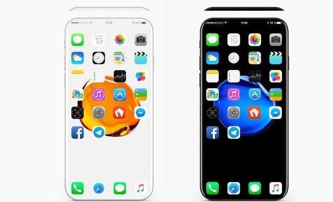 OLED ekranlı iPhone gelmeye devam edecek