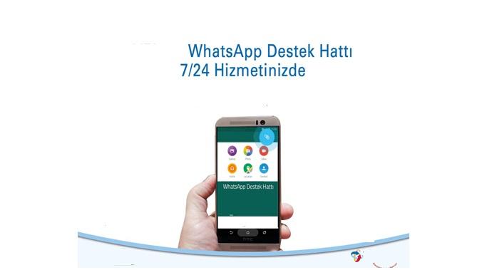 Whatsapp müşteri hizmetleri iletişim
