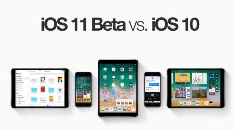 iOS 11′ den iOS 10′ a geçmek mümkün mü?