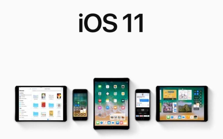 iOS 11 güncellemesi nasıl yüklenir
