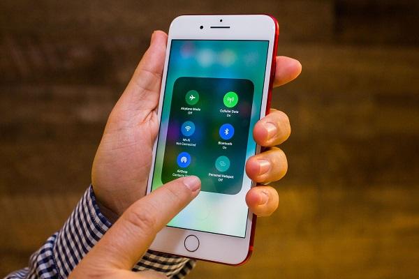 iOS 11 WiFi kapatma sorunu