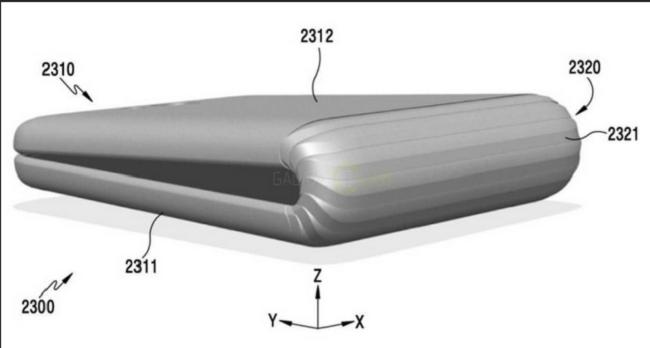 Katlanabilir Galaxy X üretilecek mi