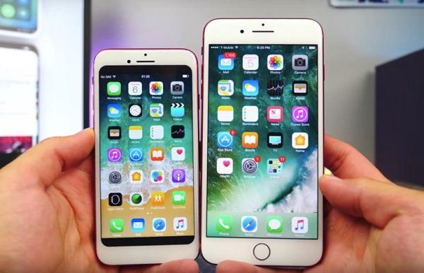 iPhone 7 satışları iPhone 8' i geçti