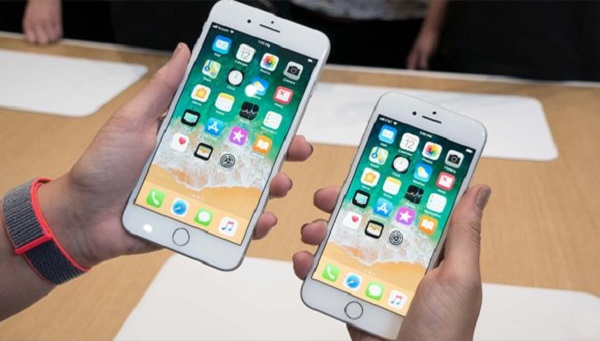 iPhone 8 ve iPhone 8 Plus Türkiye' de satışa çıktı