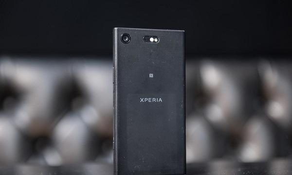 Sony Xperia XZ1 Türkiye' de