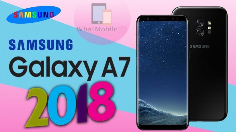 Samsung Galaxy A7 2018 özellikleri