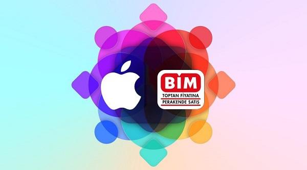 Apple ürünleri BiM' de satılacak
