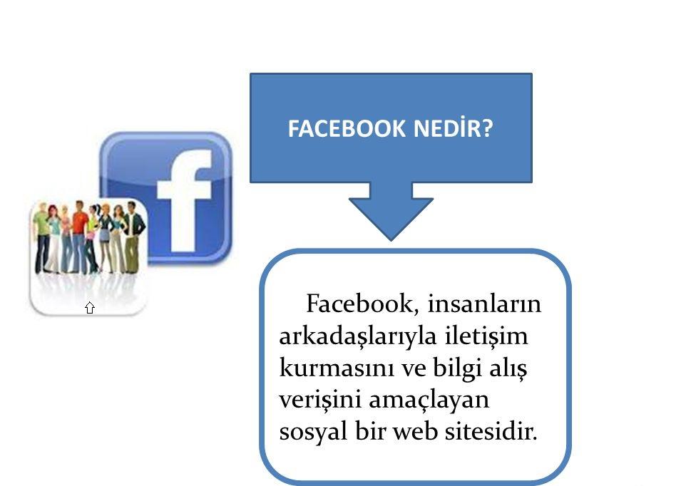 Facebook nedir? Neden kullanılıyor?