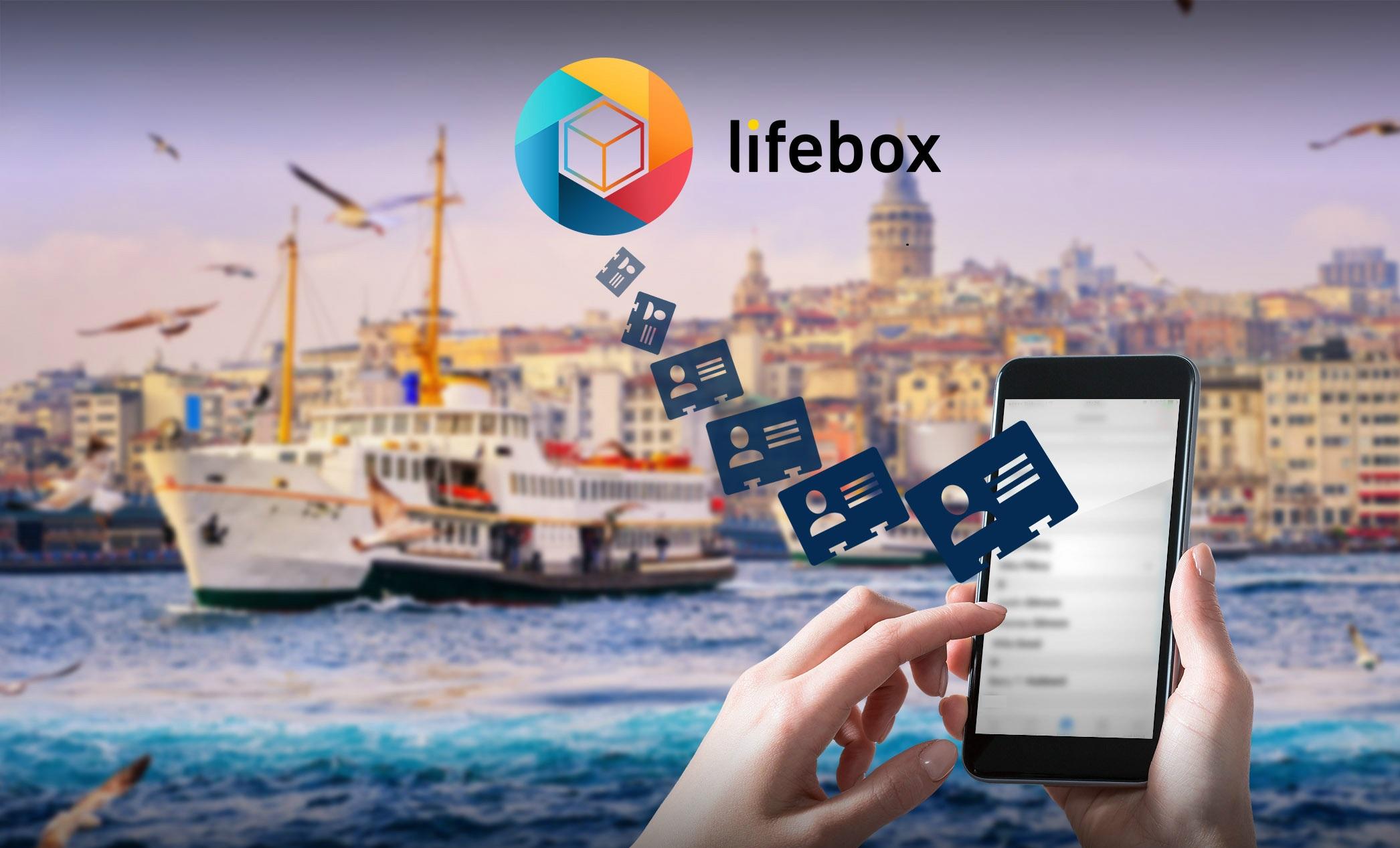 Turkcell Lifebox nedir nasıl yedek alınır?