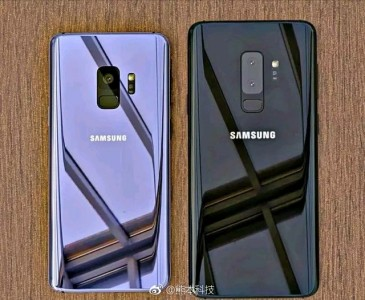 Galaxy S9 ve S9 Plus görüntüleri yayınlandı
