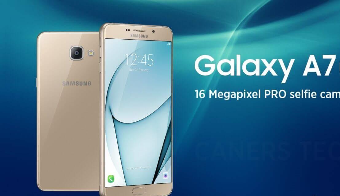 Galaxy A7 desen kilidini kırma hard reset