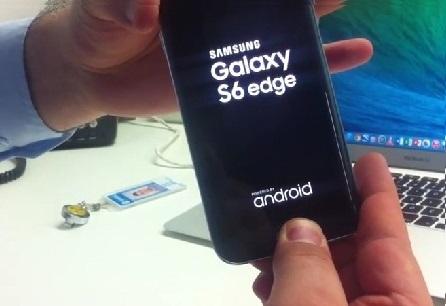 Galaxy S6 ve Edge desen kilidini kırma Hard Reset