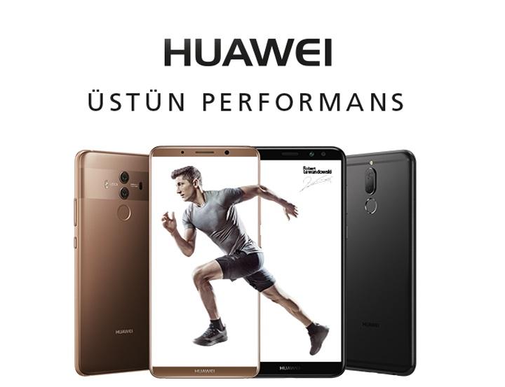 Huawei yeni modellerde DSLR özelliği