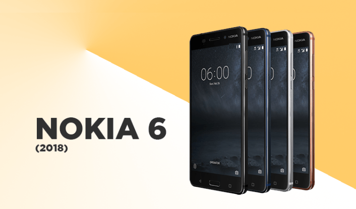 Nokia 6 (2018) Android 8.0 güncellemesi