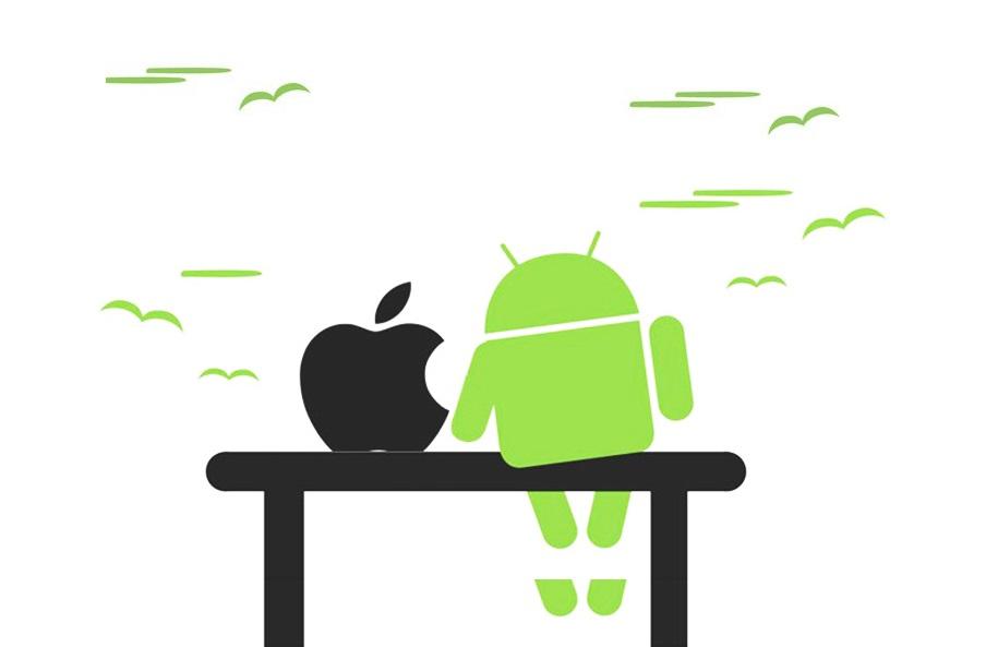 Android telefondan iPhone veri aktarma