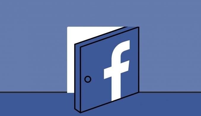 Facebook dil değiştirmek için seçenekler