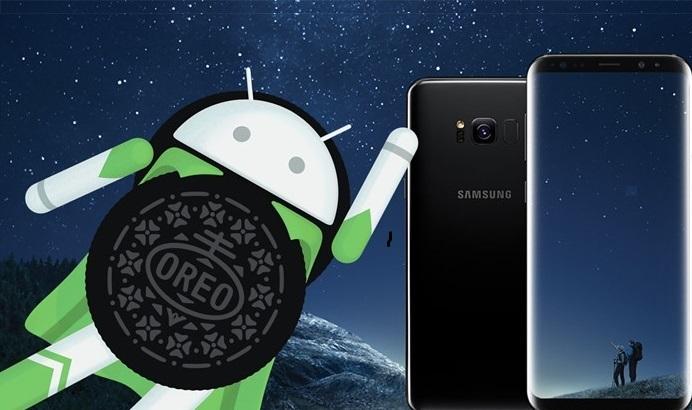 Galaxy S8 Android 8.0 Türkiye güncellemesi