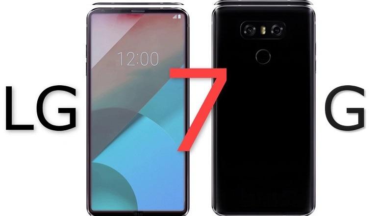 LG' nin yeni modeli G7 mi olacak