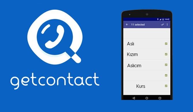 GetContact App Store ve Google Play' den silindi