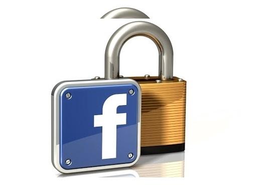 Kilitlenen Facebook hesabını açma