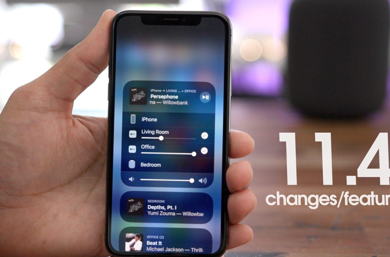 iOS 11.4 güncellemesi için beta yayınlandı