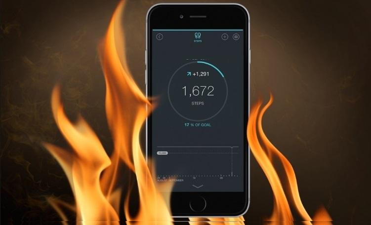 iPhone ısınma nedeni