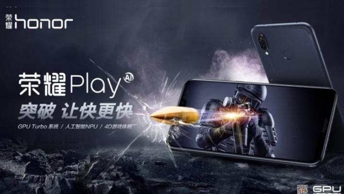 Honor Play özellikleri ve GPU Turbo nedir