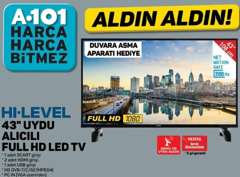 Hi-Level TV müşteri hizmetleri teknik servis numarası
